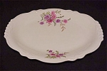 Vintage Homer Laughlin Virginia Rose Platter