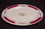 Homer Laughlin Brittany Majestic Platter
