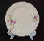 Homer Laughlin Virginia Rose Salad Plate