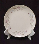 Homer Laughlin Rhythm Salad Plate