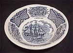 Alfred Meakin Fair Winds Blue Dessert Bowl