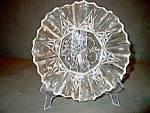 Bowl Crystal Pioneer Line Federal Glass