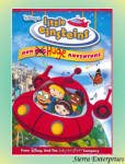 Disney's Little Einsteins Dvd Our Big Huge Adventure
