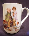 Norman Rockwell Museum Cup The Cobbler