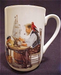 Norman Rockwell Museum Cup For A Good Boy