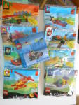 Lego's Complete Set 1999 With U-3