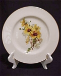 Pickard Sunflower Salad Plate