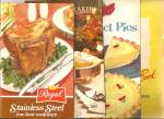 Cookbook Recipe Pamphlets Full Of Advertising And Great Recipes
