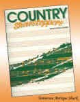 Country Showstoppers For Piano Vocal Chords