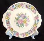 Salem China Lansdowne Lugged Salad Plate