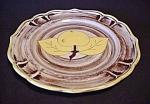 Santa Anita Ware Vreni Rare Spirals Plate