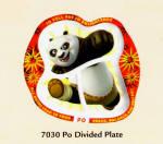 Po Panda Divided Child Plate