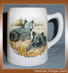 Black Bears Great Smoky Mountains Tankard