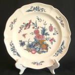 Vintage Wedgwood Williamsburg Potpourri Plate