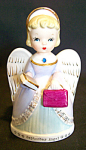 Vintagejapan September Angel Planter Figurine