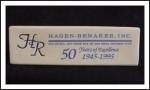 Hagen Renaker Dealer's Sign 50th Anniversary