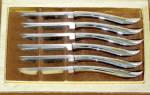 Carvel Hall Stainless Steak Knife Set