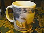 Thomas Kinkade Silent Night Coffee Mug
