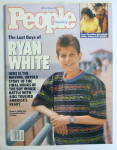 People Magazine April 23, 1990 Ryan White