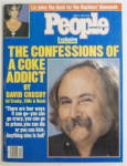 People Magazine April 27, 1987 David Crosby