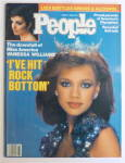 People Magazine August 6, 1984 Vanessa Williams