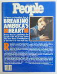 People Magazine August 3, 1987 Aids