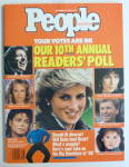 People Magazine September 19, 1988 10th Readers Poll