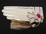 Heirloom Porcelain Glove Mother Ornament 1999