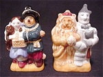 Clay Art Wizard Of Oz Salt & Pepper Shakers