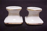 Norleans Candle Holder Salt & Pepper Shakers
