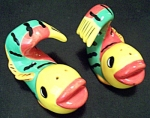 Coral Reef Fish Salt & Pepper Shakers Tsgi