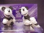 Mickey & Minnie Paul Cardew Salt & Peppers