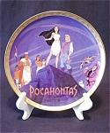 Disney Pocahontas Collector's Plate