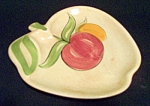Los Angeles Potteries Apple Spoon Rest 1964