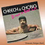 Cheech & Chong Born In East La 1985 Vinyl 45