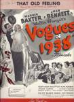 That Old Feeling - From Vogues Of 1938 - Joan Bennett