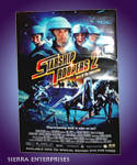 Starship Troopers 2 Movie Poster