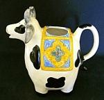Middle Eastern Holstein Cow Milk Pitcher