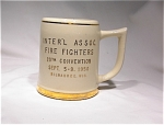 1950 Mug-milwaukee-20th Firefighters Convention
