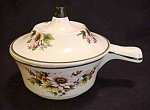 California Originals Rare Lidded Casserole