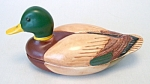 Vintage Handcrafted Avon Duck Trinketbox 1978