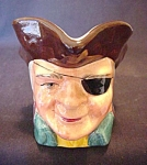 Ridgway Sterling Capn Patch Pirate Toby Mug