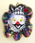 Yellow-eyed Clown Mask