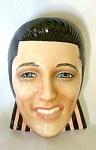 Clay Art Elvis Presley Mask