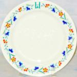 Hlc Homestead Resort Salad Plate