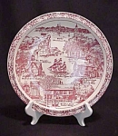 Salem Mass. Collector's Plate Vernon Kilns