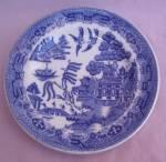 Cauldon Pick Blue Willow Restaurant Small Plate