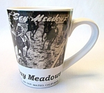 2 Bay Meadows Handicap Day Coffee Mugs