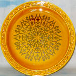 Hlc Coventry Castilian Chop Plate