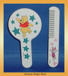 Baby Brush And Comb Winnie The Pooh